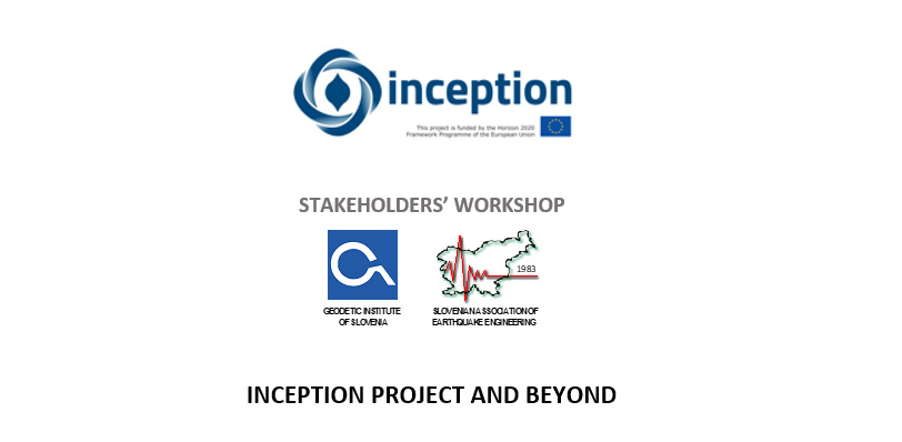 Workshop – innovation in 3D modelling of cultural heritage – project INCEPTION